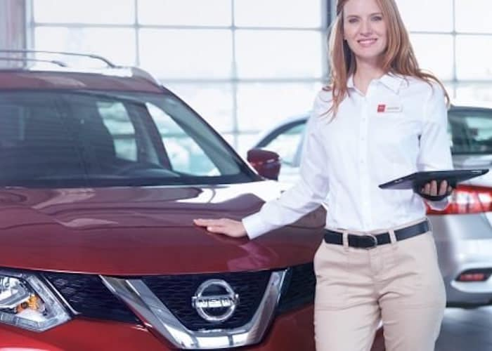 Nissan Commercial and Fleet Sales