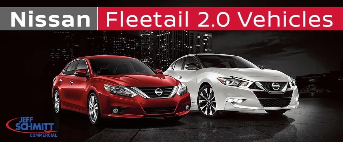 Jeff Schmitt Nissan Fleetail 2.0 Program