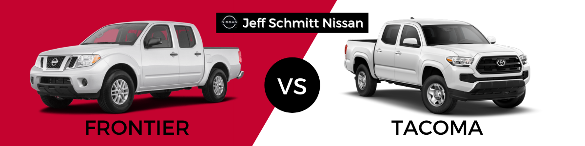 Nissan-Frontier vs-Toyota-Tacoma-Dayton