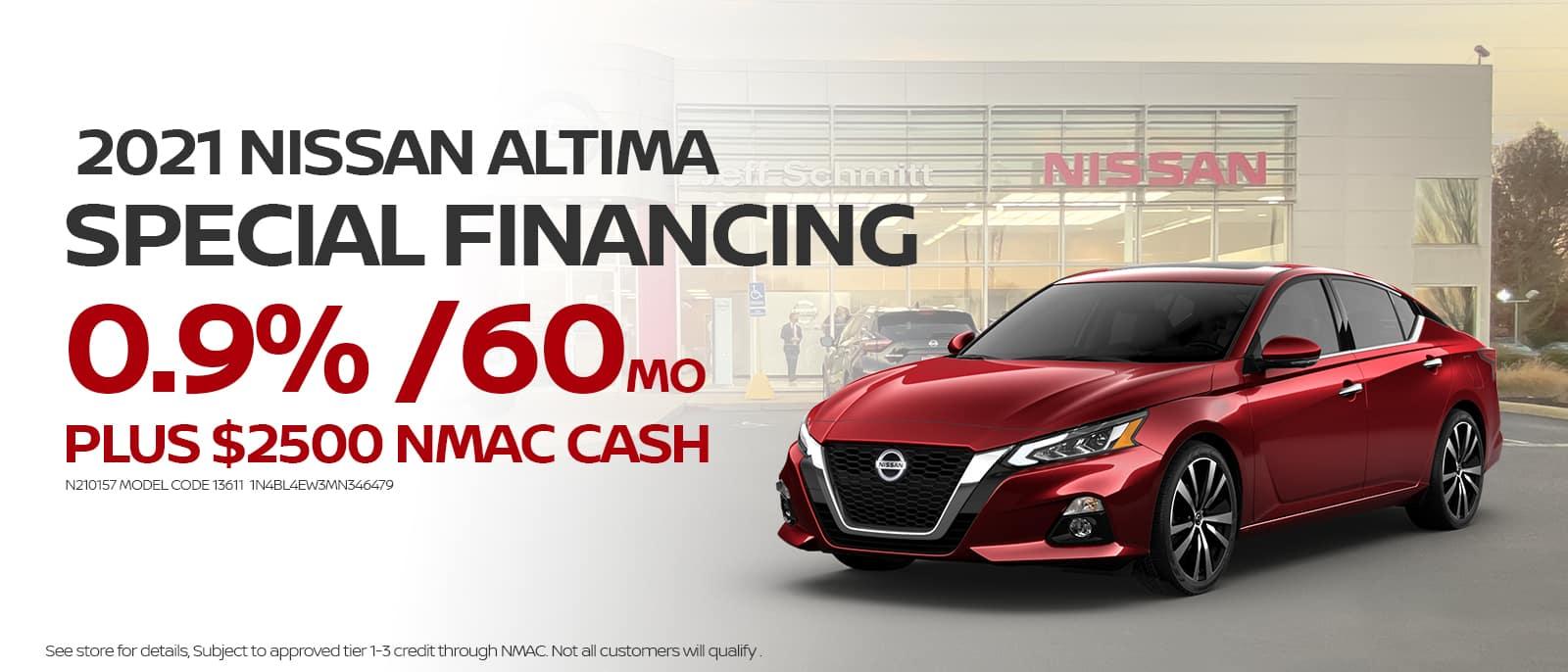 Altima Financing