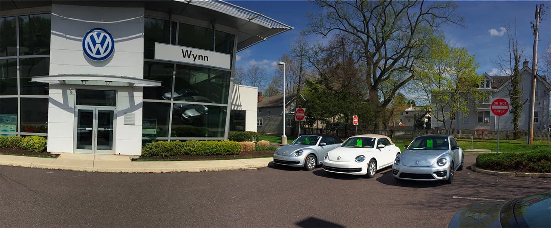Welcome to Wynn Volkswagen