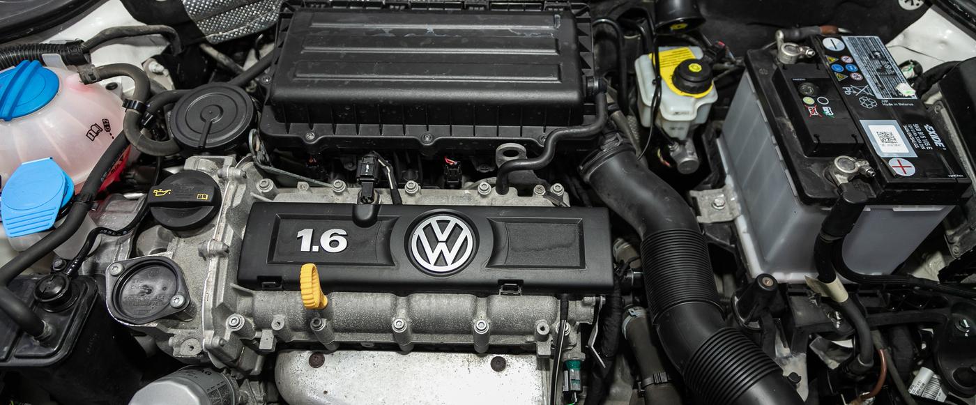 Engine Service on a Volkswagen