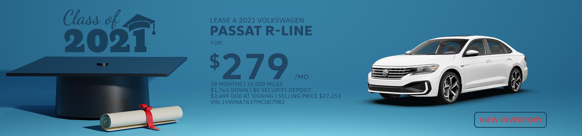 Wynn VW_June Offer_Passat