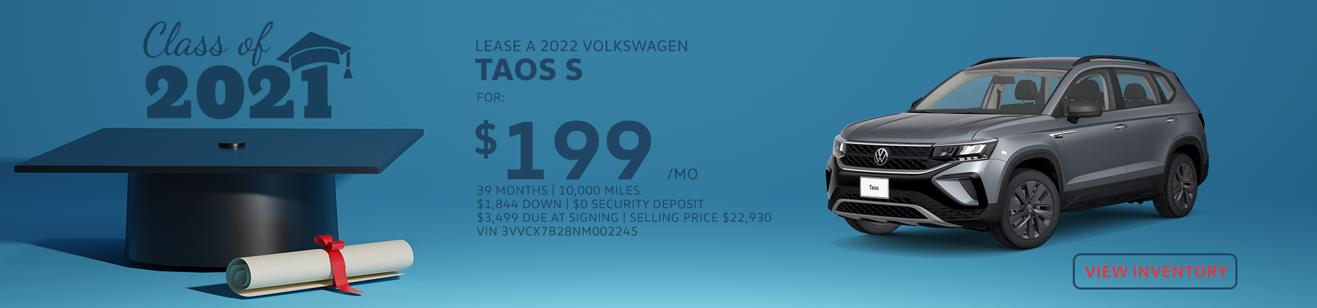 Wynn VW_June Offer_Taos
