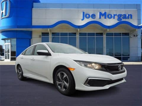 2020 CIVIC 4DR LX AUTOMATIC LEASE SPECIAL!!