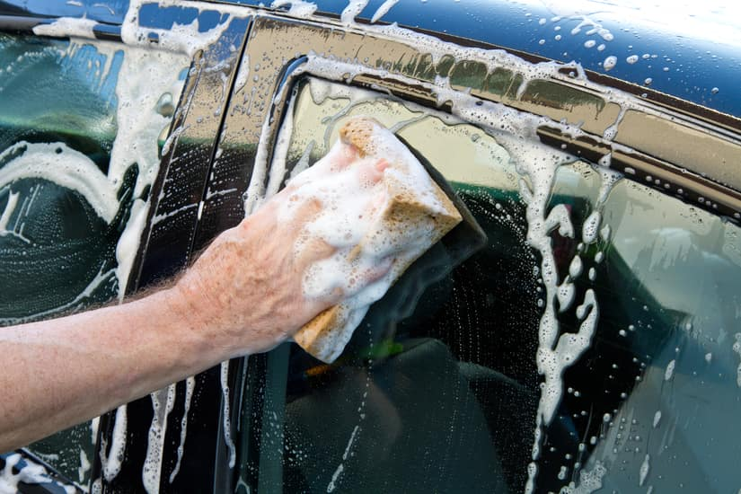 Carwash by Hand