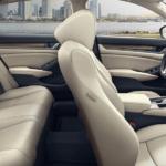 2021 Honda Accord Interior Seating Banner