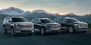 The 2020 GMC SUV Lineup