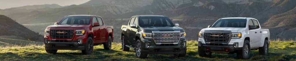 GMC Canyon and Chevy Colorados For Sale
