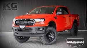 KG Customs Ford Ranger