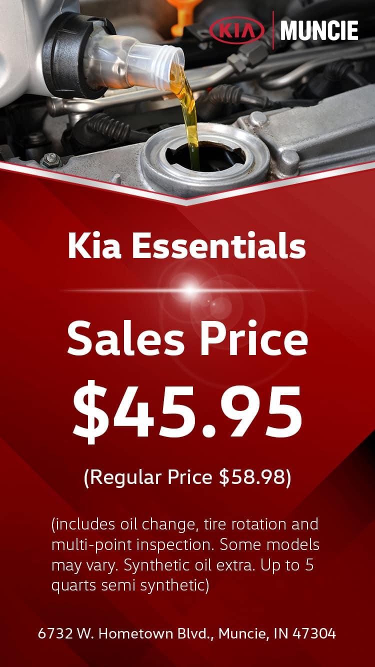 Kia Essentials