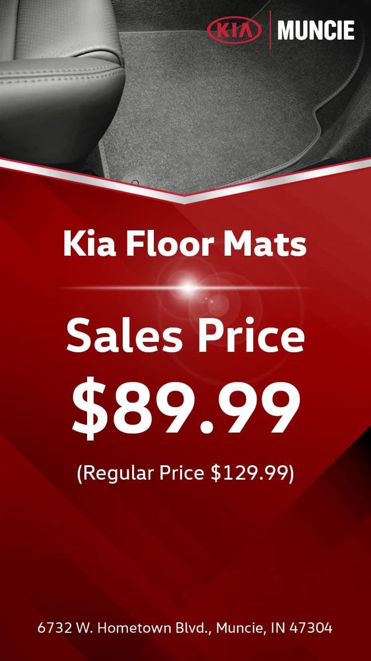 Kia Floor Mats