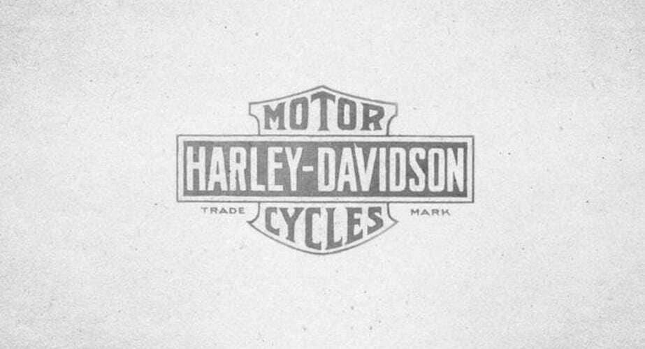Original Harley Logo