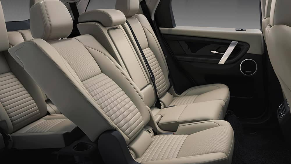 2020 Land Rover Discovery Sport Seating