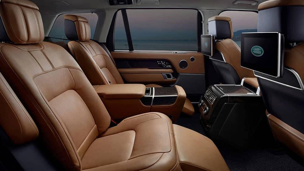 2020 Range Rover Interior Features