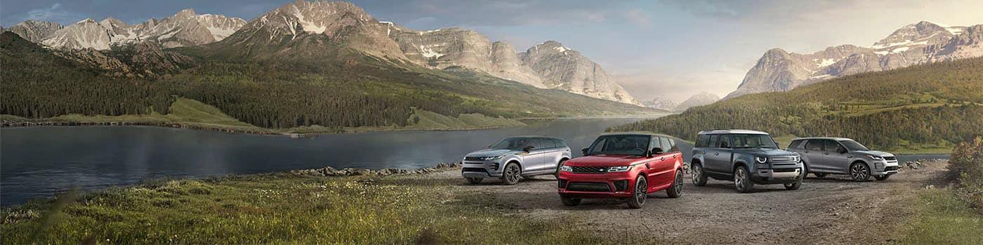 Land Rover Models