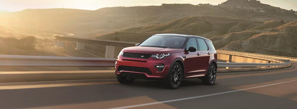 Land Rover Discovery Sport Lease Cleveland OH | Land Rover Westside