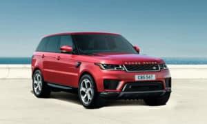 Range Rover Sport Trim Levels