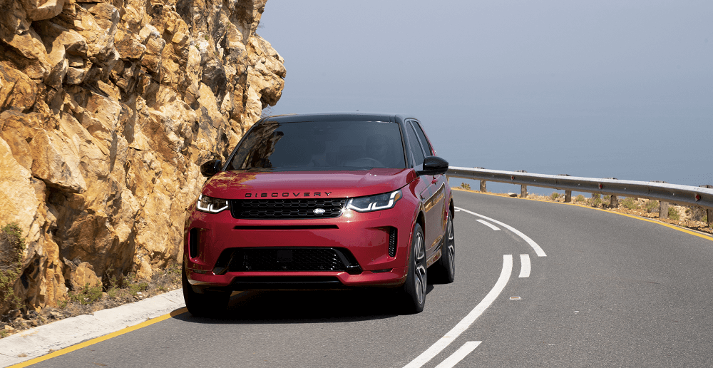 2020 Land Rover Discovery Sport Trim Levels