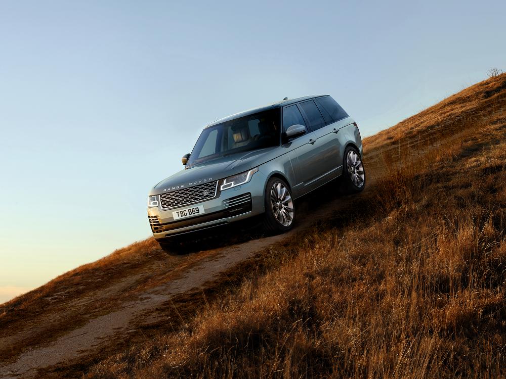 Range Rover Performance Specs