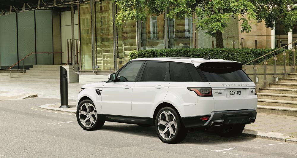 Range Rover Sport Safety
