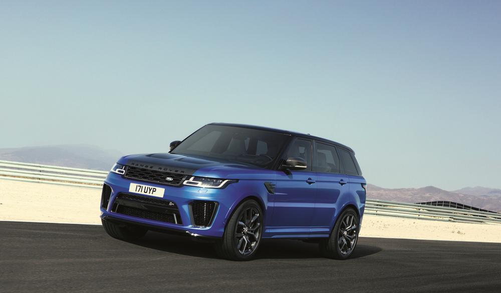 Range Rover Sport Performance Specs