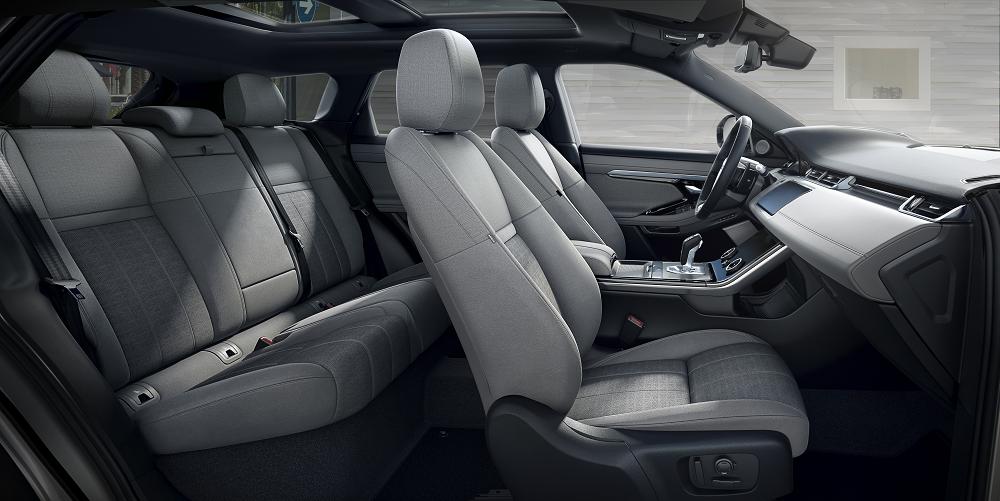 2020 Range Rover Evoque Interior