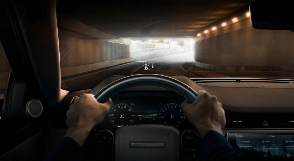 2020 Range Rover Evoque Safety Features