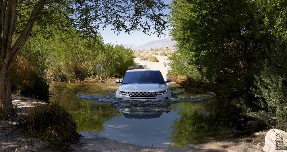 2020 Range Rover Evoque Performance Specs