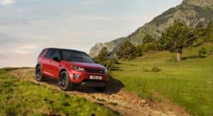 Land Rover Discovery Sport Performance