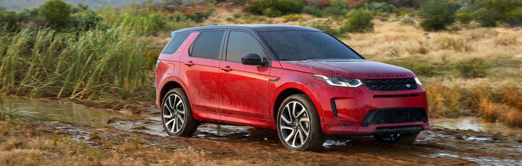 Land Rover Discovery Sport Trim Levels