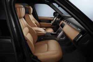 Ranger Rover Interior Comfort