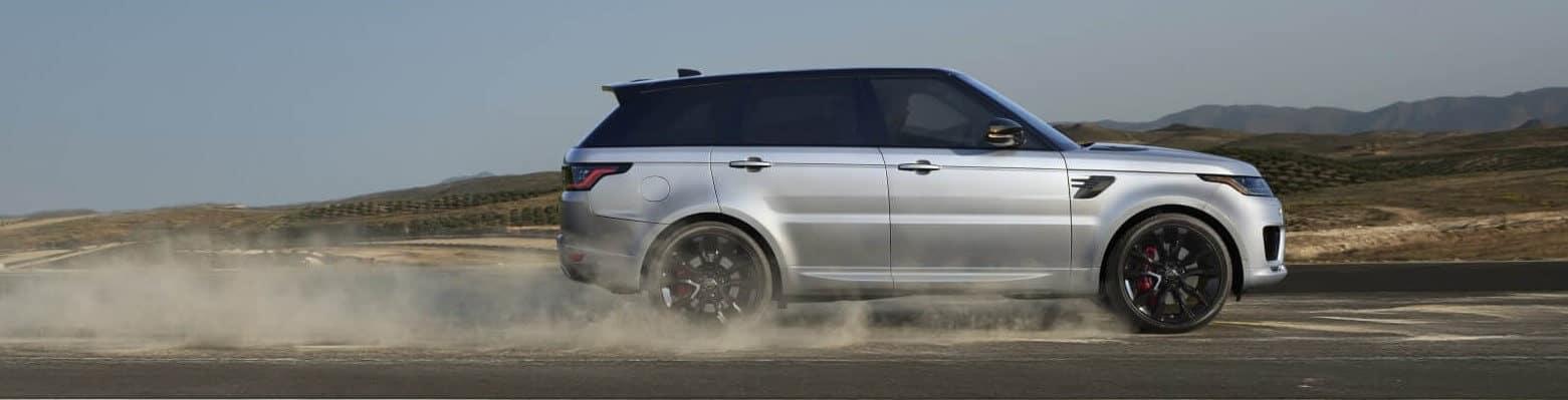 Range Rover Trim Levels