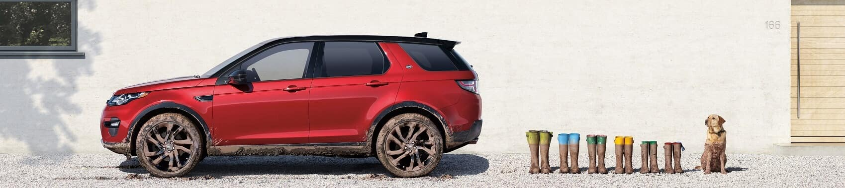 Land Rover Discovery Sport Maintenance Schedule