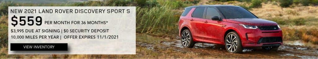 October 2021_New 2021 Disco Sport Lease