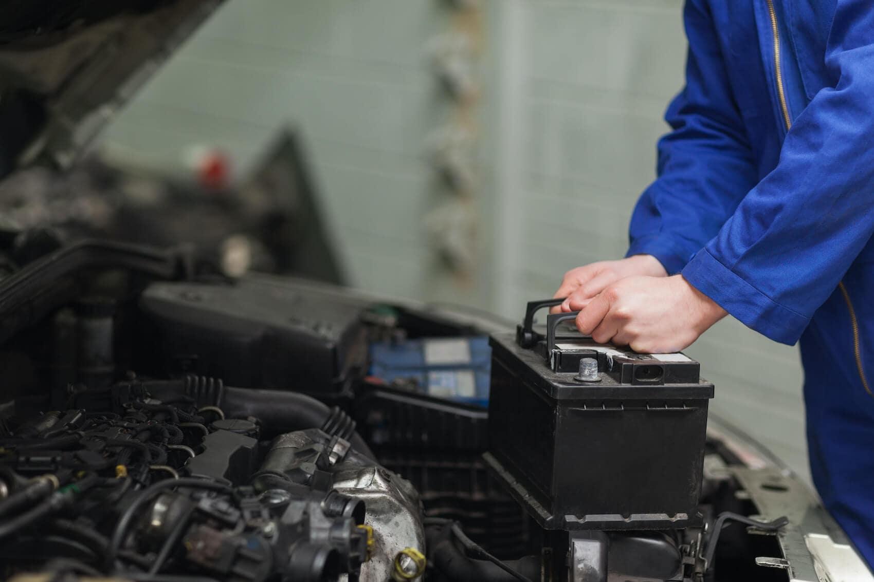 Range Rover Sport Maintenance Schedule Battery Check