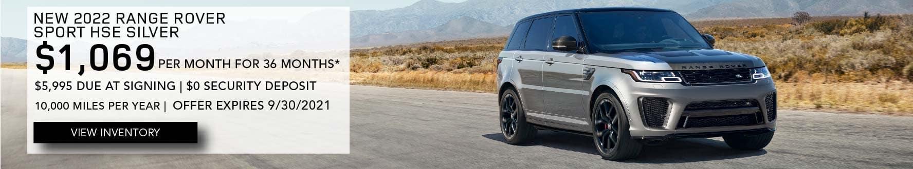 LR Westside_New 2022 Range Rover Sport