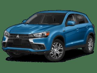 2019 Mitsubishi Outlander Sport - angled