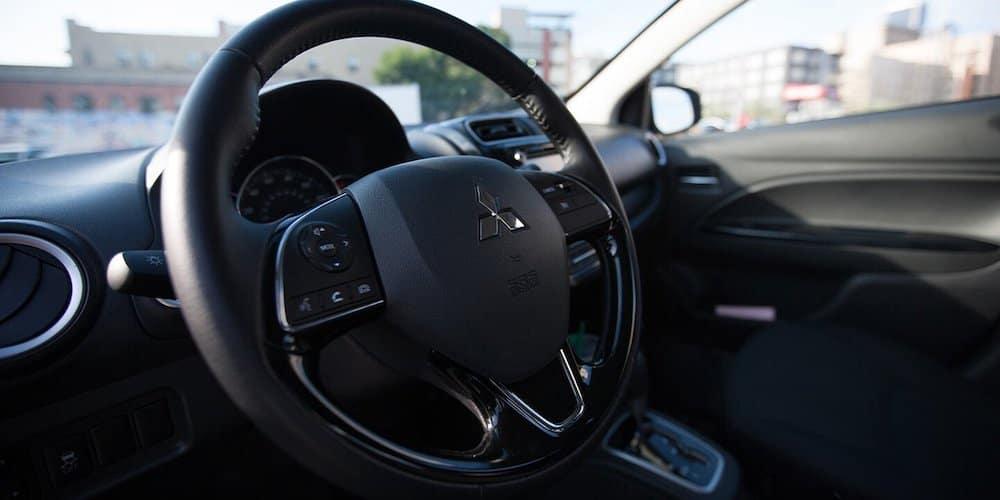 2020 Mitsubishi Mirage G4 Interior Front