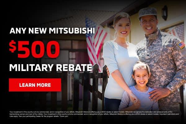 Mitsubishi Military