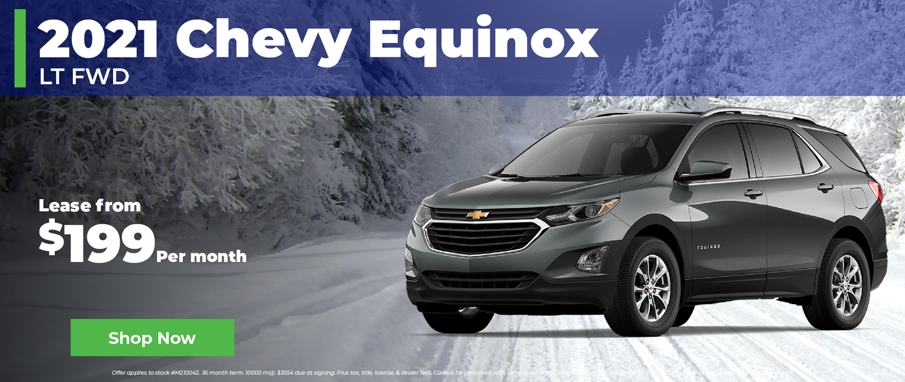 2021 Chevy Equinox $199 per month in Mukwonago WI
