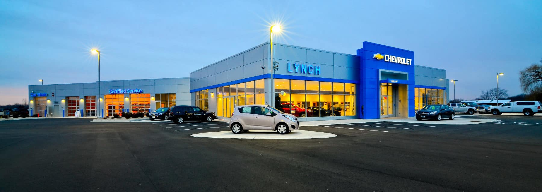 Welcome To Lynch Chevrolet Of Kenosha New Used Dealer Near Racine