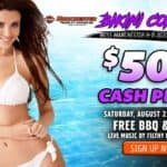 Bikini Competition Manchester, New Hampshire Laconia Bike Week