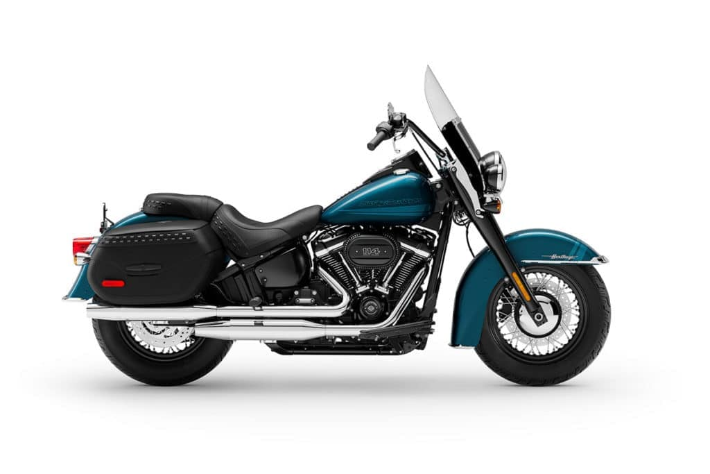 2020 Harley-Davidson Heritage Classic 114 in Manchester, NH