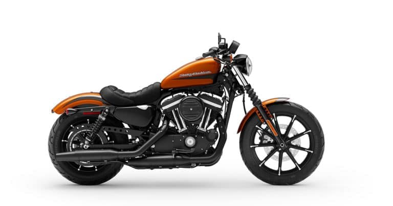2020 Harley-Davidson Sportster Iron 883 in Manchester, NH
