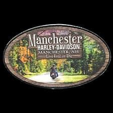 Manchester Harley Emblem