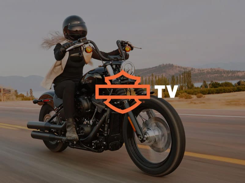Stream Harley-Davidson TV Online