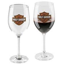 Harley Wine Glasses HDX-98708