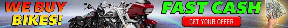 We Buy Motorcycles