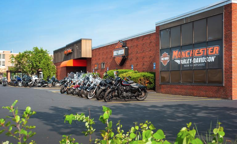 Manchester Harley-Davidson in Manchester, New Hampshire